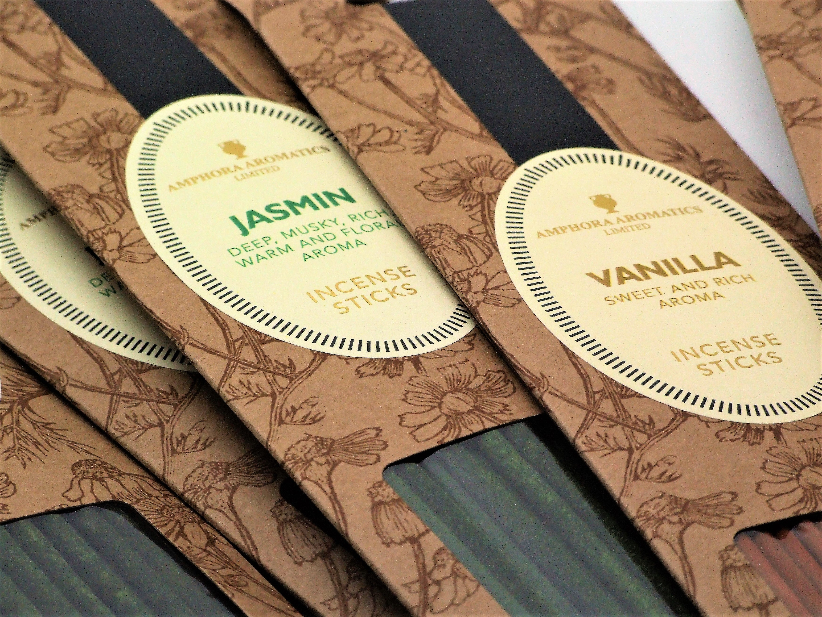 Luxury Incense Sticks