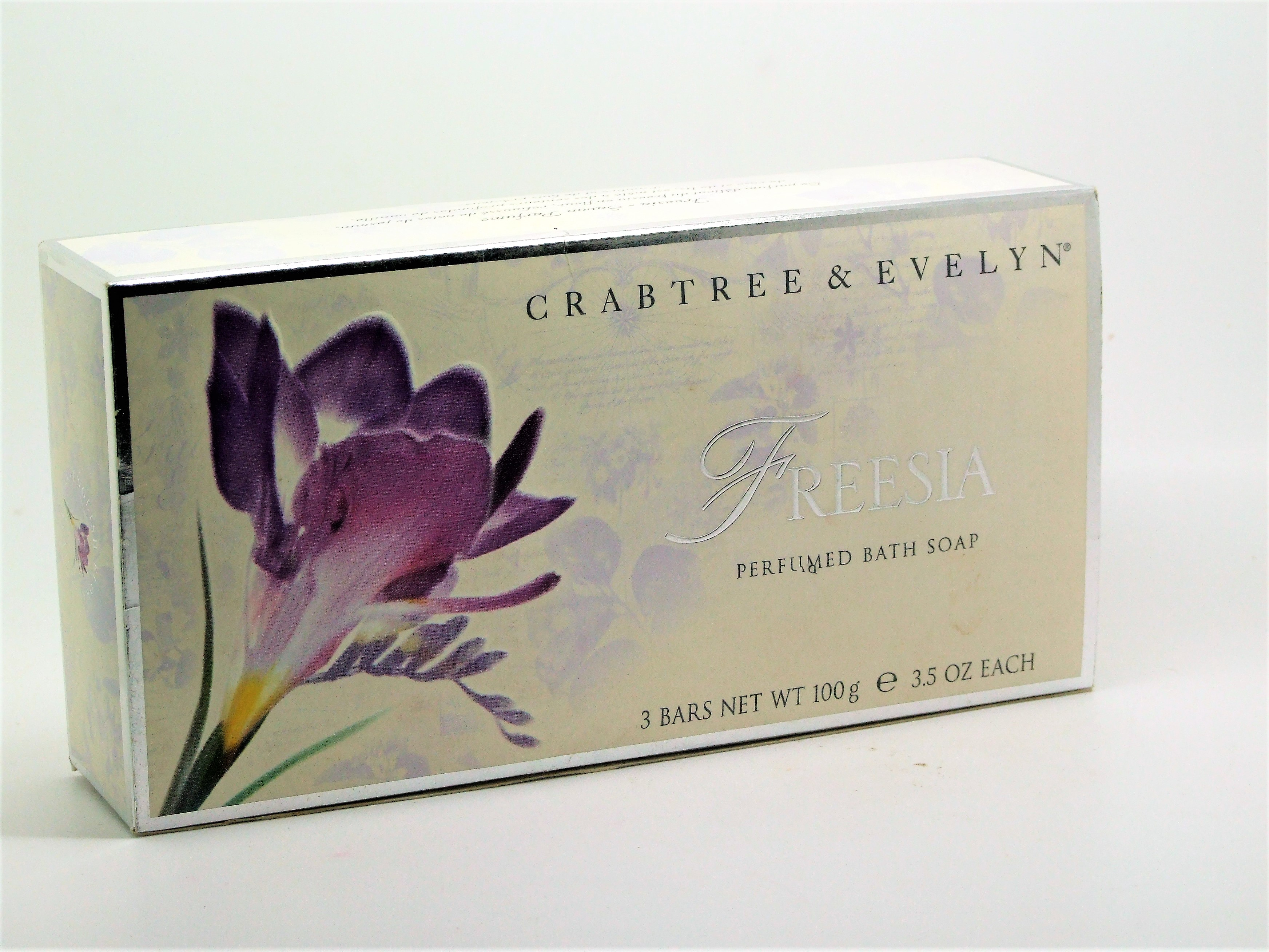 Crabtree & Evelyn: Fressia Boxed Soap