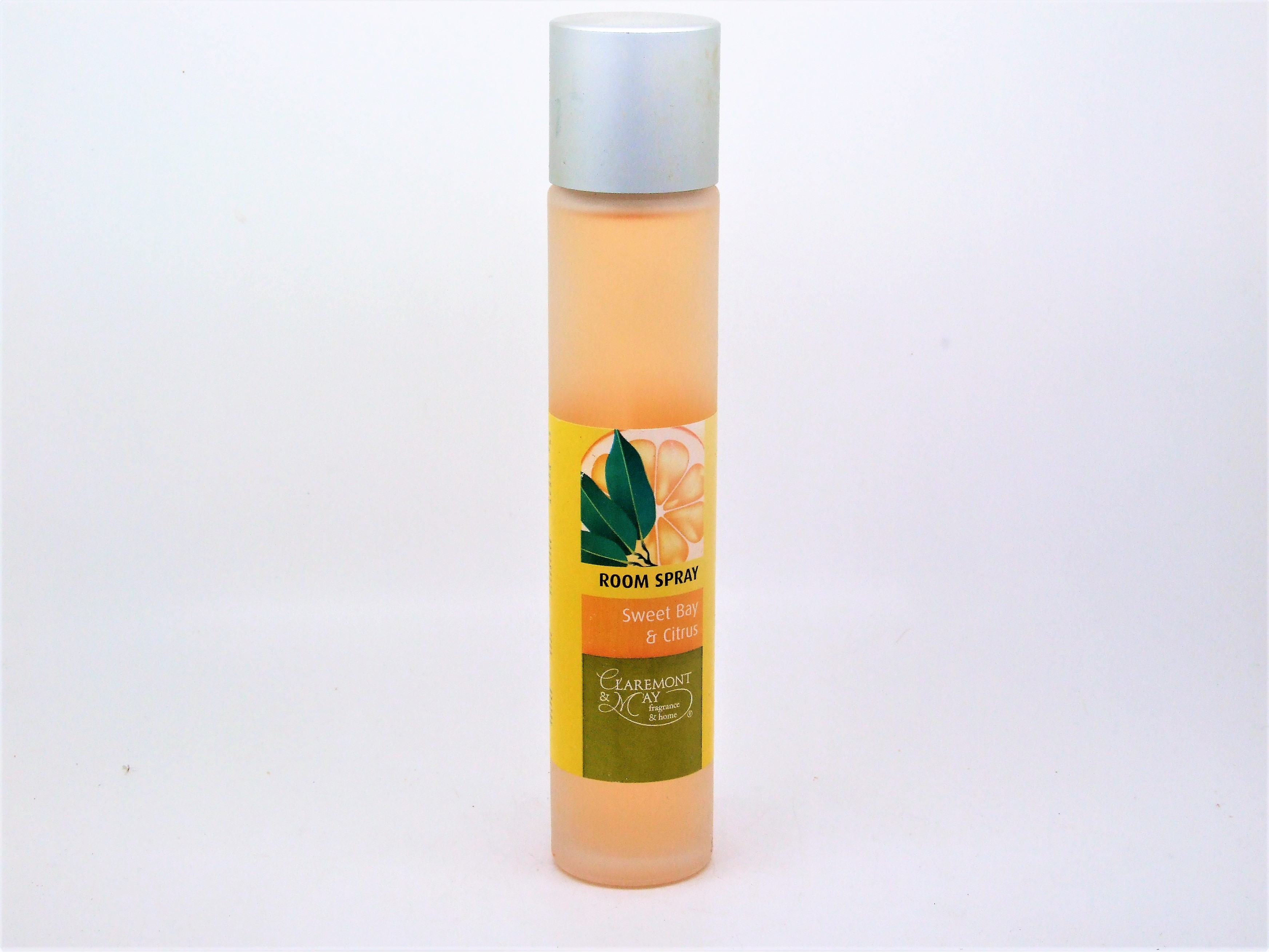 Claremont & May: Sweet Bay & Citrus Room Spray
