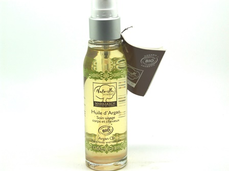 Naturelle d'Orient:Argan Natural  Oil   50ml