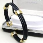 Cable Magnetic Bracelets