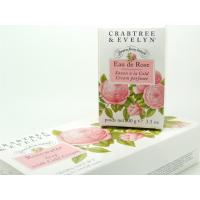 Crabtree & Evelyn: Rosewater Boxed Soap