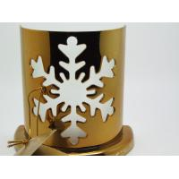 Snowflake Candle Support