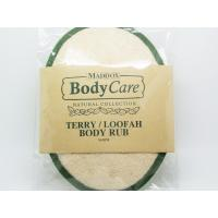 Terry/Loofah Body Rub Glove