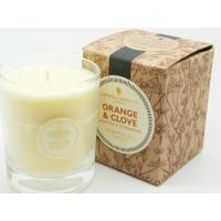 Orange & Clove Candle
