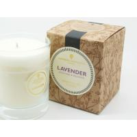 Natural Candle essential oils