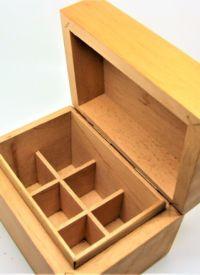 resized box