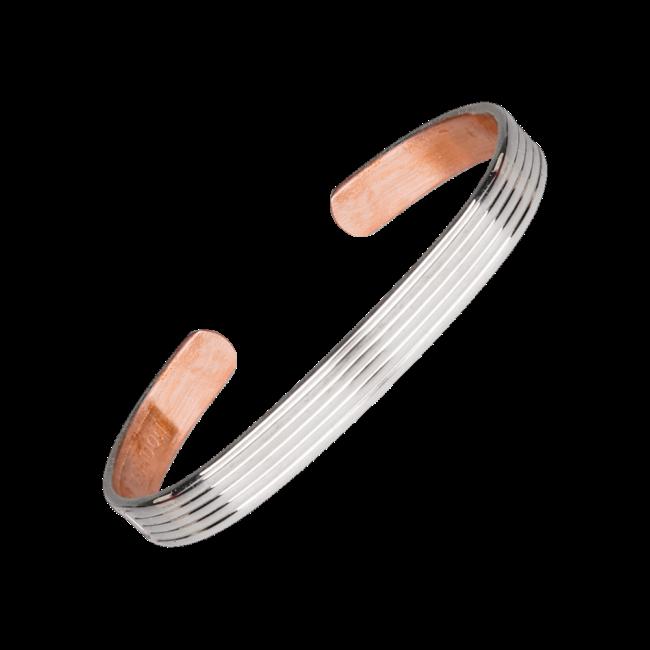 Bracelets Plaqués Argent